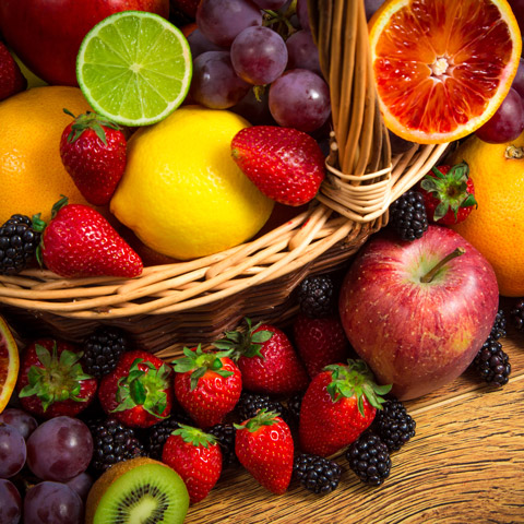 £1 Fruit Mixes e-Liquid