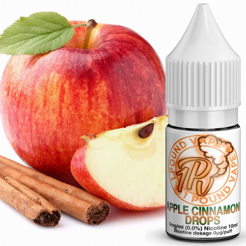 Apple Cinnamon Drops - 10ml