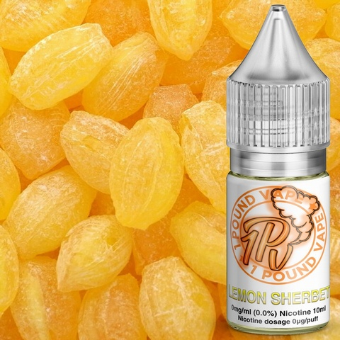 Lemon Sherbet - 10ml