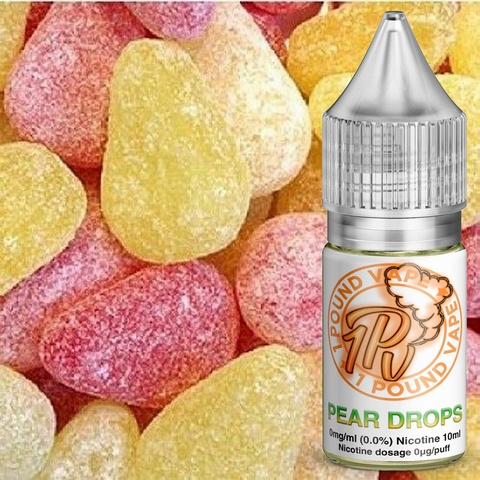 Pear Drops - 10ml